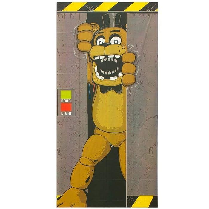 Forum Novelties Five Nights at Freddy's Door Cover