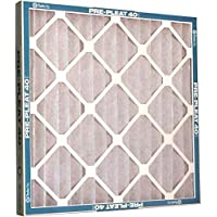 Flanders 84355.0218199999 12 Piece MERV 7 Pre-Pleat 40 LPD Economy Air Filter, 18 by 20 by 2