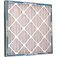 FLANDERS 84355.012430000002 Marv 7 Pre-Pleat 40 Lpd Economy Air Filter, 24X30X1 In., 12 Per Case-2490290
