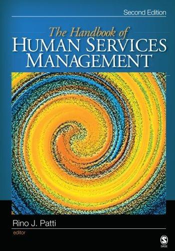 The Handbook of Human Services Management (Volume 2)