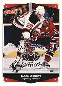 1999-00 Upper Deck Victory NSCC/National Diamond Edition #172 Jason Arnott Devils /1 of 1 F17030