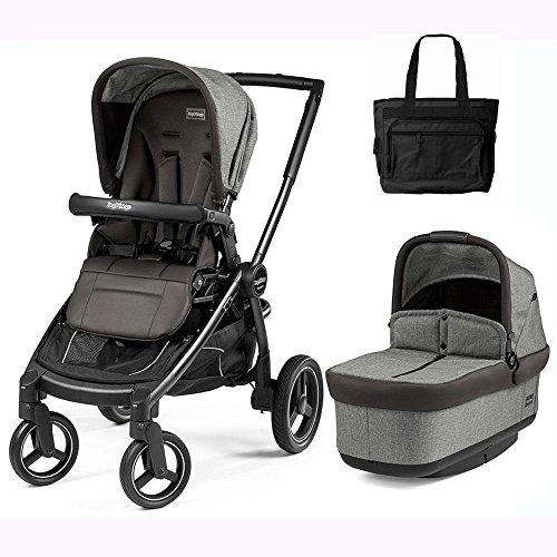 Peg Perego Team Stroller - Atmosphere with BONUS Diaper Bag by Peg Perego
