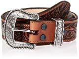 Nocona Men's Pendleton USA Tan Belt, Brown, 40