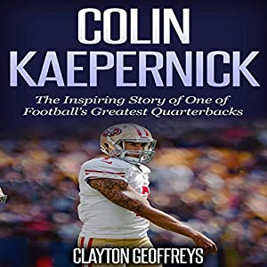 Colin Kaepernick Audiobook