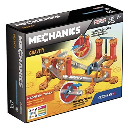 Juego educativo Geomag Mechanics Gravity con 115 piezas por 19,75€ ¡¡34% de descuento!!