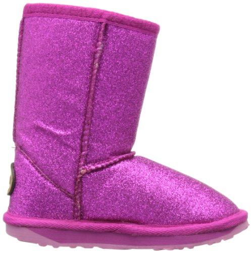 Emu Sparkle Lo Mädchen Langschaft Stiefel Pink (Hot Pink)