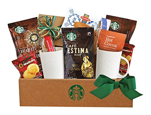 California Delicious Starbucks Coffee and Cocoa Gift by California Delicious