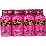 5 Hour Energy Nutritional Drink,  Pink Lemonade, 1.93 oz.,  12 Count