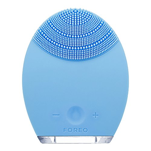 FOREO LUNA Face Exfoliator Brush