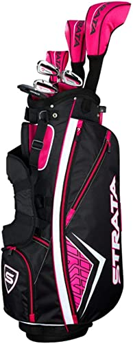 Callaway Women s Strata Complete Golf Set 11-Piece