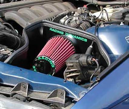 Amazon.com: Racing Dynamics Cold air Intake for BMW 323i/325i/328i/M3 E36 92-98 w/Heat Shield: Automotive