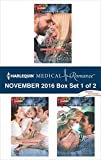 img - for Harlequin Medical Romance November 2016 - Box Set 1 of 2: The Nurse's Christmas Gift\Their First Family Christmas\It Started at Christmas... book / textbook / text book
