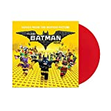 The Lego Batman Movie: Original Motion Picture Soundtrack Red Vinyl