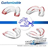 LORIOUS Mouthguard - One Size Fits All Premium Set