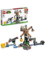 LEGO Super Mario 71390 Reznor Knockdown Expansion Set (862 Pieces)
