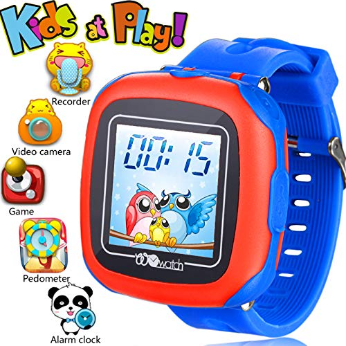ONMet Kid Smart Watch Game Watches with 1.5''