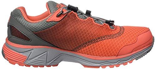 Jack Wolfskin Damen Zenon Track Low W Orange Traillaufschuhe (corallo Caldo)