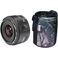 Yongnuo YN35mm F2 35mm Wide-angle Large Aperture Fixed Auto Focus Lens +LYNCA Waterproof Lens Protect Bag For canon EF Mount EOS Cameras Key Pieces Review Image