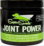 Diggin Your Dog   Super Snouts   Joint Power   100 % Green Lipped Mussel   75g Jar with Scoop