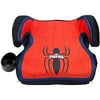 KidsEmbrace Backless Booster Car Seat, Marvel Spider-Man