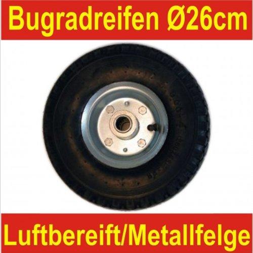Stü tzradreifen 260x85mm Luftbereifung Bugradreifen Anhä ngerradreifen sonstige