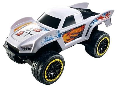 Hot Wheels R/C Team Hot Wheels Jump Truck by Mattel