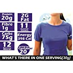 Develo Weight Mass Gainer Protein Shake Powder for Fast Gain in women girls, Nutrition Food Supplement, Health Drink…