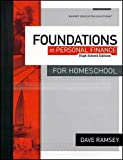 Foundations in Personal Finance Workbook High School Edition For Homeschool by Dave Ramsey Financial Peace Univeristy (Paperback)