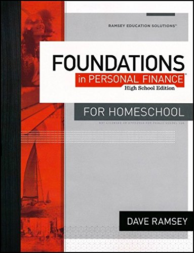 foundations-in-personal-finance-workbook-high-school-edition-for-homeschool-by-dave-ramsey-financial