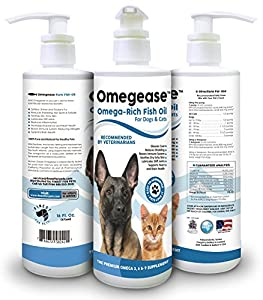 100 pure omega 3 6 9 fish oil for dogs for Fish oil for dogs skin