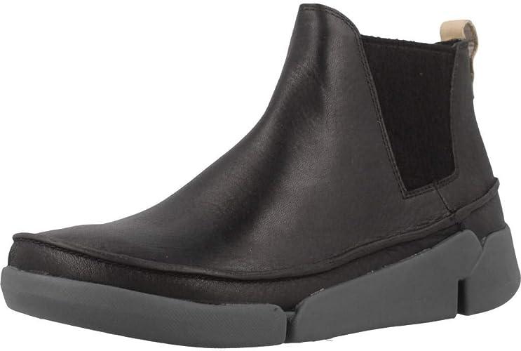 Clarks Women Mid Boots 26135248 TRI