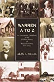 Warren A to Z, Alan Siegel, 0595406483