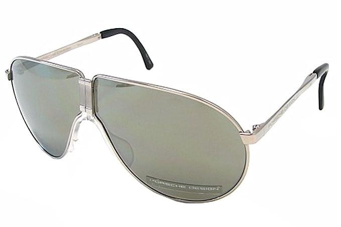 45d73b6fd977 PORSCHE DESIGN Men s P8480-B Sunglasses  Amazon.ca  Clothing ...