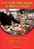 Gestion appliquée et mercatique 2de prof Bac Pro cuisine