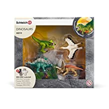 Schleich 42213 Mini Dinosaur Set with Puzzle