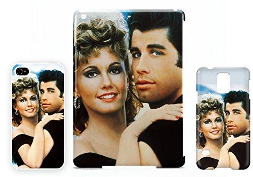 Grease John Travolta Olivia Newton John iPhone 5C cellulaire cas coque de téléphone cas, couverture de téléphone portable