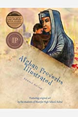 Afghan Proverbs Illustrated Paperback