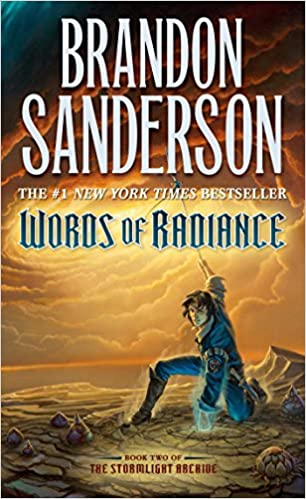 Words Of Radiance por Brandon Sanderson epub