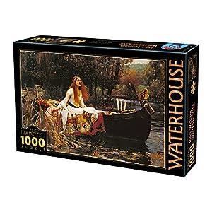 Unbekannt A D Toys 1 Puzzle 1000 Water House