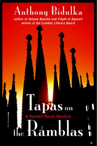 Tapas on the Ramblas (Russell Quant Mysteries) ebook