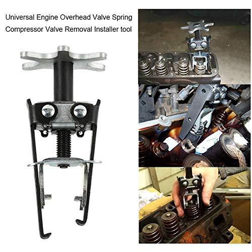 Cutito Engine Overhead Valve Spring, Universal Car Compressor Valve Removal Install Tool: