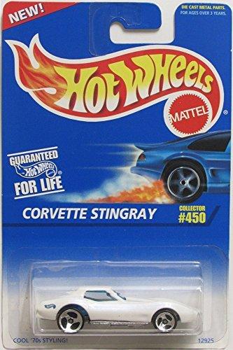 (Hot Wheels Corvette Stingray #450 3 Spoke)