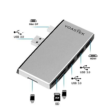 Amazon in: Buy Surface Pro 4 Hub Acccessories, VOASTEK USB