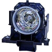 V7 610 349 0847, 610 350 2892 , ET-LAT100 , PRM30 LAMP , 610-349-0847, 610-350-2892, LMP141, LMP140 Original Bulb Inside Replacement Lamp with Housing for EIKI, PANASONIC, PROMETHEAN & SANYO Projectors EIKI LC-WS250 ; PANASONIC PT-TW230, PT-TW231R ; PROMETHEAN PRM30