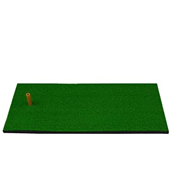 Zfggd Práctica de Golf Mat, Mini Launch Zone Hit Mat -30 ...