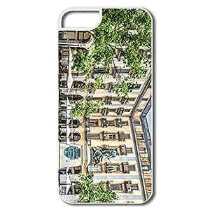 PTCY IPhone 5/5s Custom Geek Square Girona