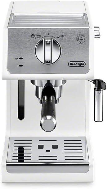 DeLonghi ECP3220 - Máquina de café y capuchino (15 bares, sistema de capuchino avanzado),…