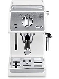 DeLonghi ECP3220W 15 Bar Espresso Machine with with Advanced Cappuccino System White