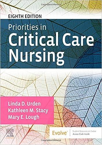 Priorities in Critical Care Nursing - E-Book, 8th Edition - Original PDF
