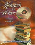 Research for Writers : Advanced English Composition, Davis, Joe and Martin, Margo, 0787258539